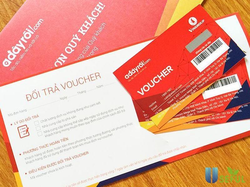 Nhận ngay voucher giảm giá cực khủng hoàn toàn miễn phí tại Adayroi.com