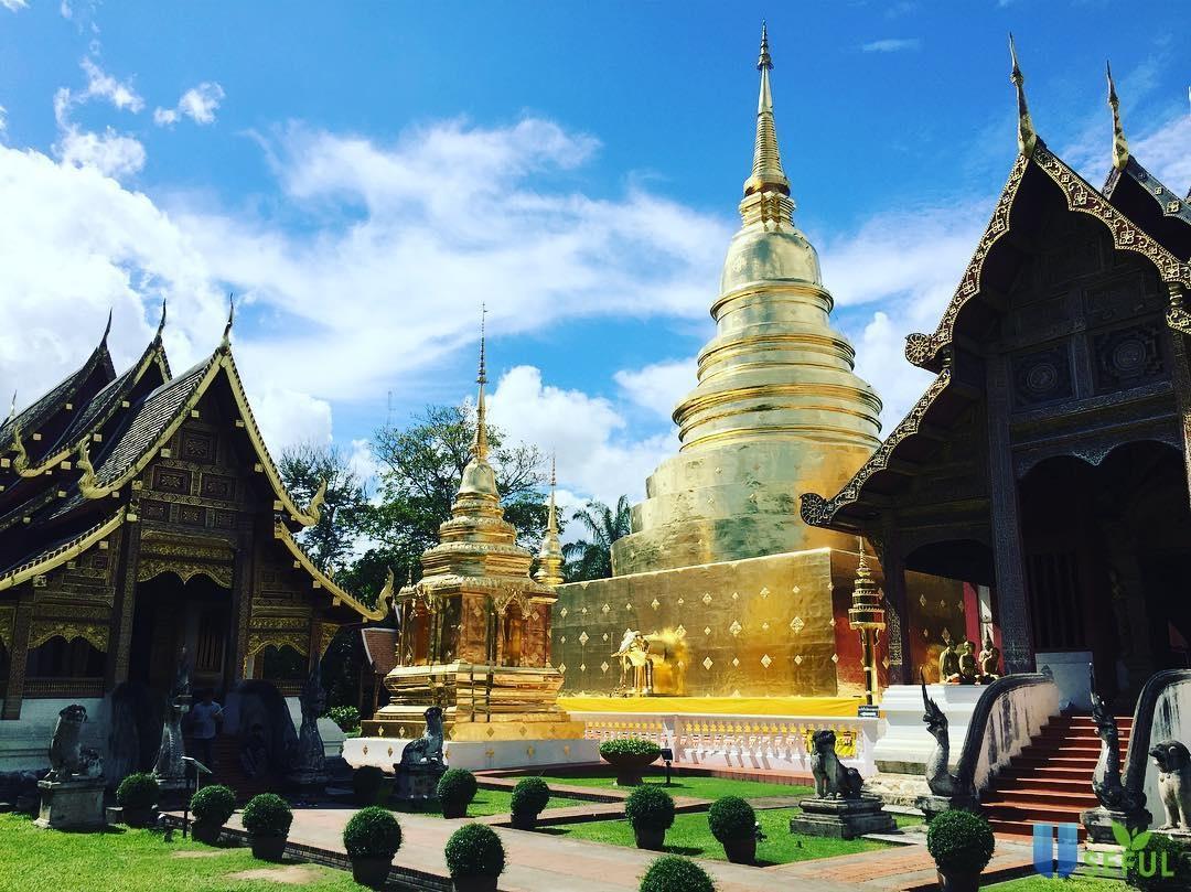 Khu di tích Phi Mai - một di tích Khmer ấn tượng nhất ở Thái Lan