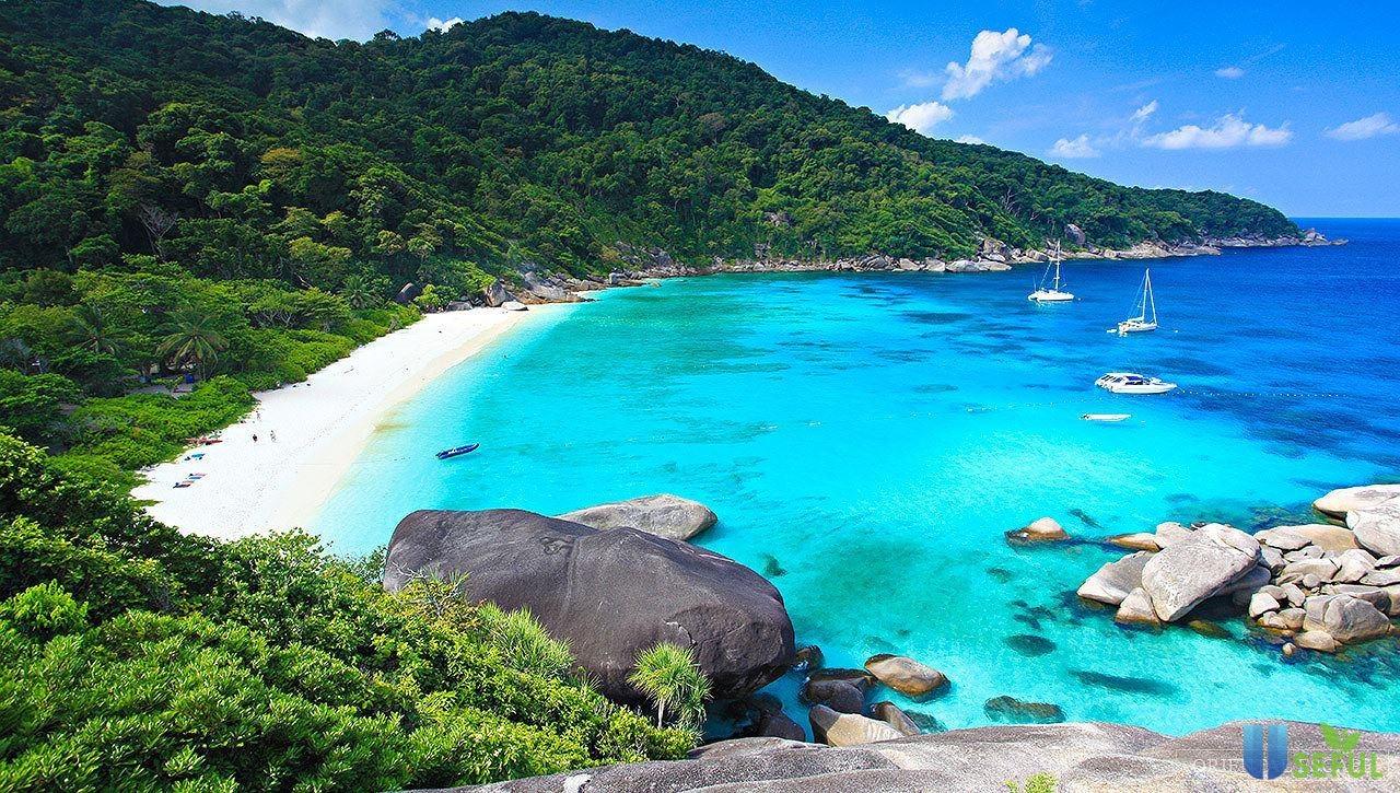 Quần đảo Similan lãng mạn