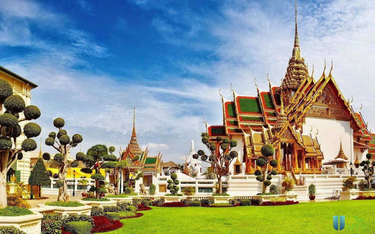 Cung điện Hoàng gia Grand Palace