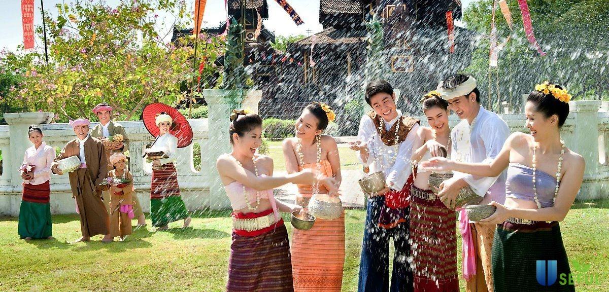 Người dân tộc miền Bắc Thái Lan có văn hoá độc đáo