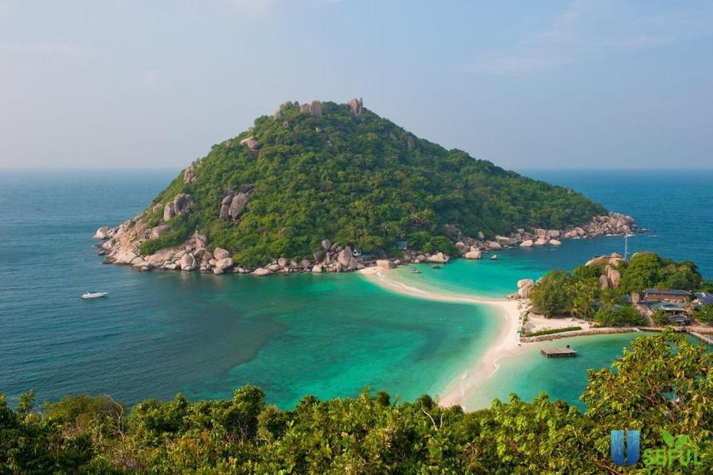 Hòn đảo thơ mộng Ko Nang Yuan
