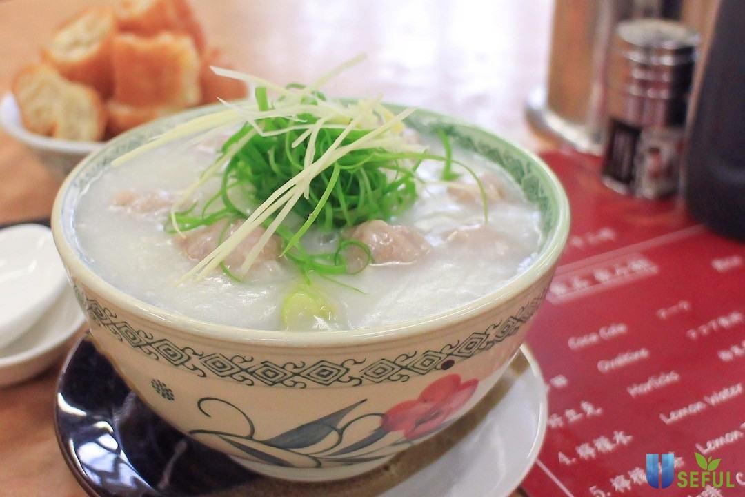 Món ăn Hồng Kông - Cháo cá bổ dưỡng
