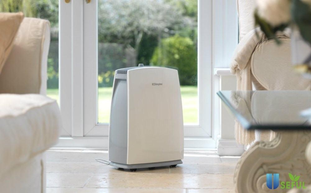 Lọc bụi bẩn là một công dụng của máy lọc không khí