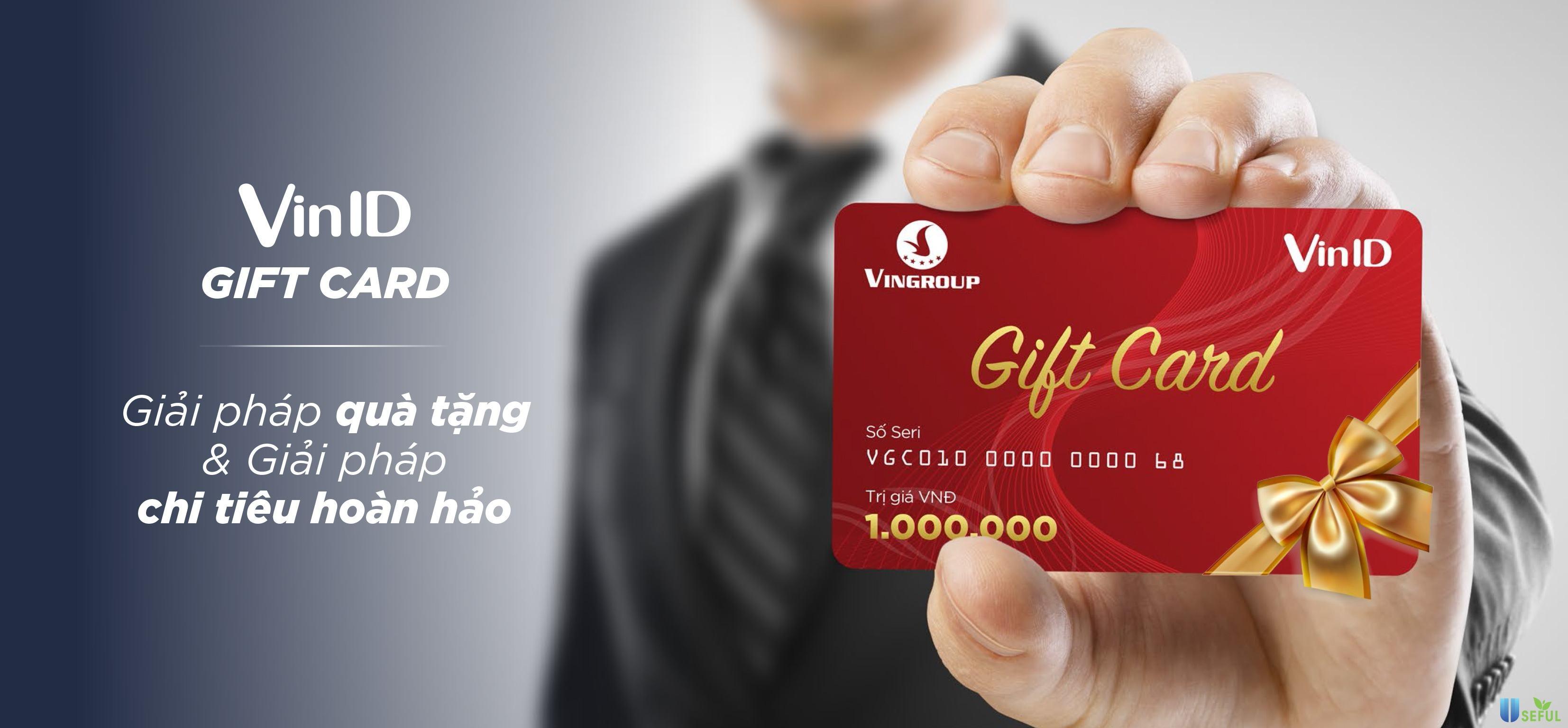 Tặng thẻ quà tặng là giải pháp tối ưu của doanh nghiệp