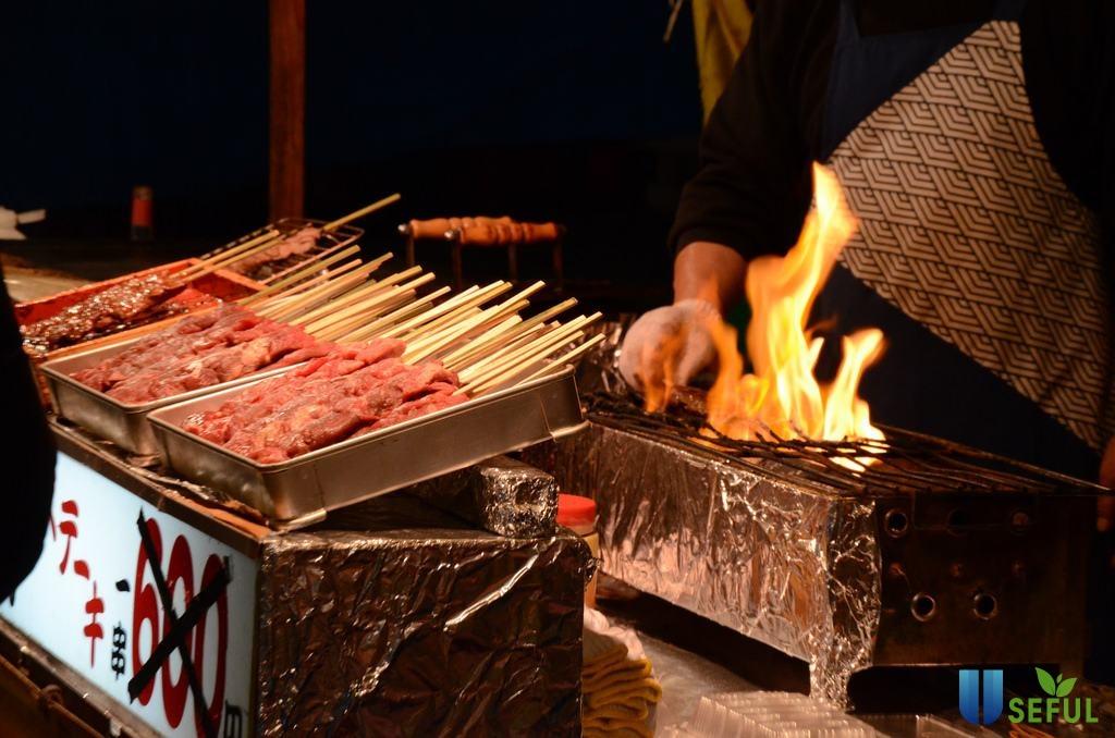Các lễ hội ẩm thực diễn ra quanh năm tại Nhật