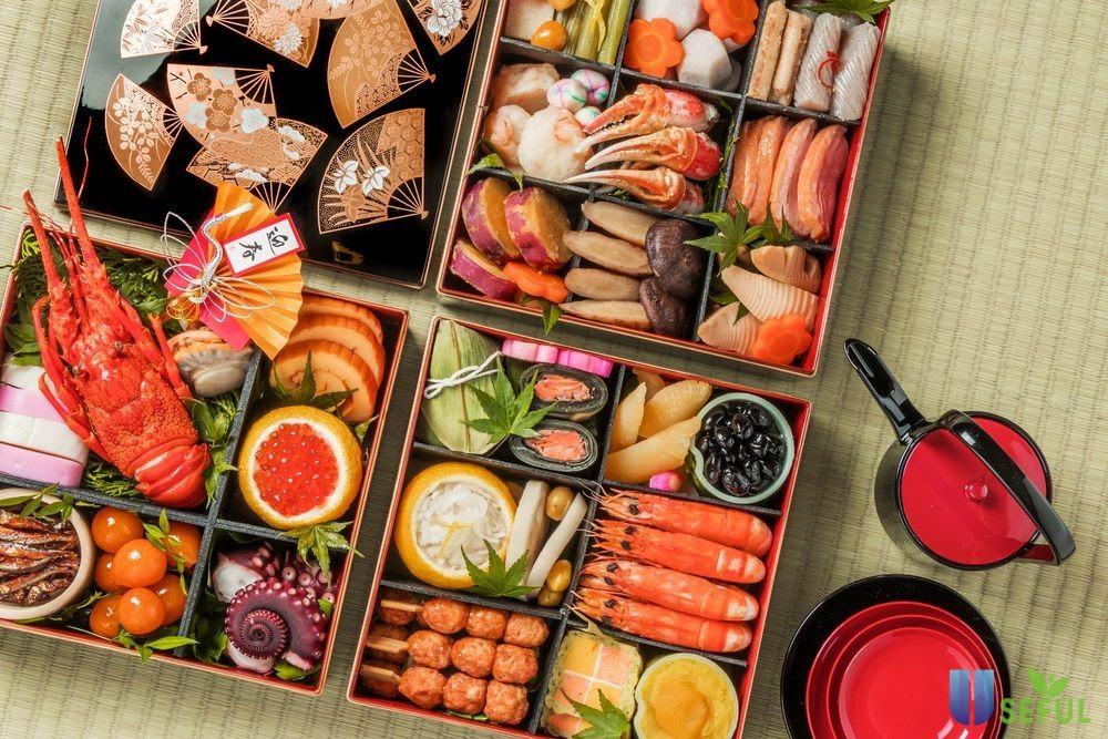 Mỗi món ăn của Nhật Bản đều hàm chứa một ý nghĩa sâu sắc