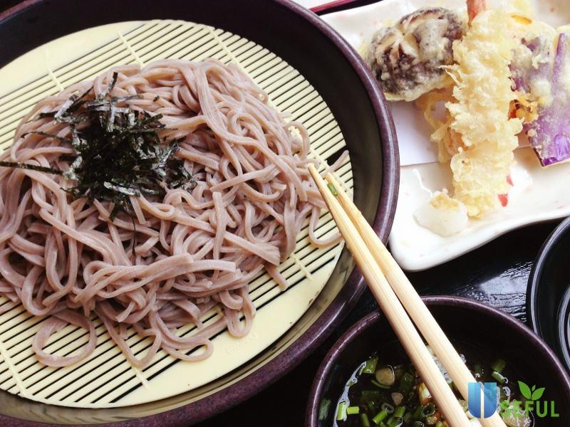 Những món ăn mang nét đặc trưng của một mùa ở Nhật Bản