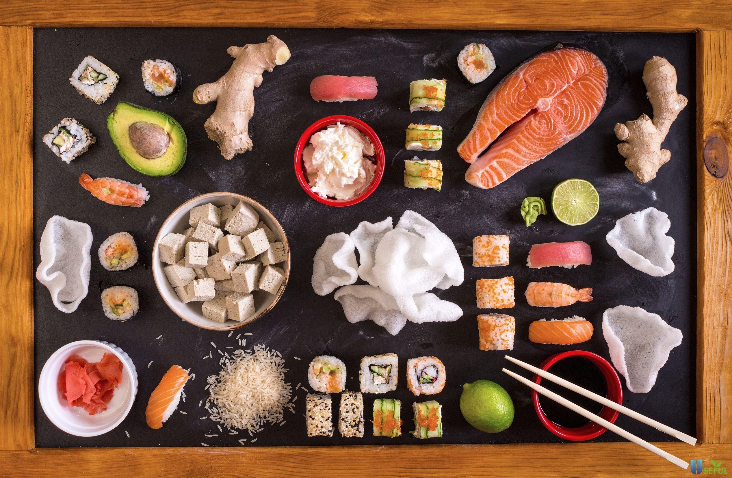 Văn hóa ẩm thực Nhật phong phú và đa dạng