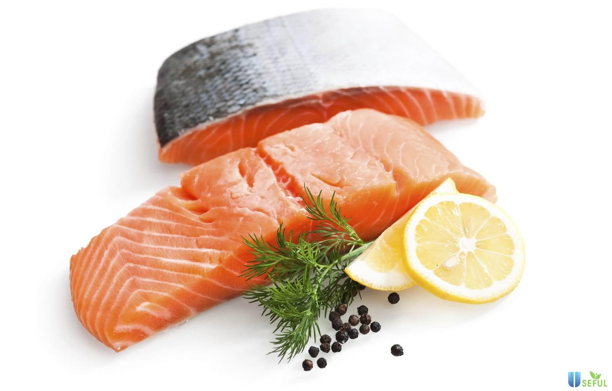 2 cách nướng cá bằng lò nướng ngon với công thức ướp gia vị đặc biệt - Useful.vn Useful.vn