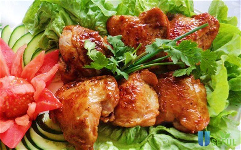 Thưởng thức vô vàn những món gà ngon miệng được trang trí đẹp mắt