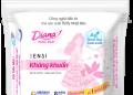 Băng vệ sinh hàng ngày Diana Daily lõi bông kháng khuẩn