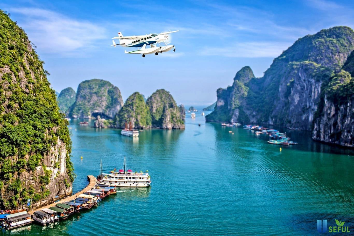 Vịnh Hạ Long sở hữu cảnh sắc thiên nhiên ban tặng