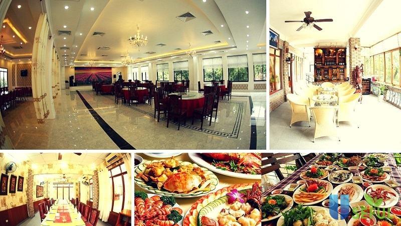 Không gian đẹp và món ăn ngon