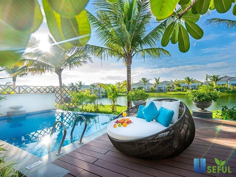 Trải nghiệm nghỉ dưỡng và ăn uống sang trọng tại Vinpearl Phú Quốc