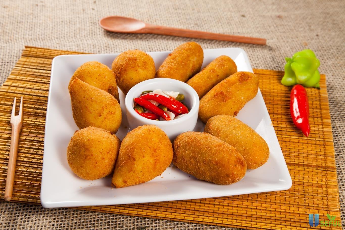 Hình ảnh món ăn nổi tiếng tại vùng Địa Trung Hải hấp dẫn du khách