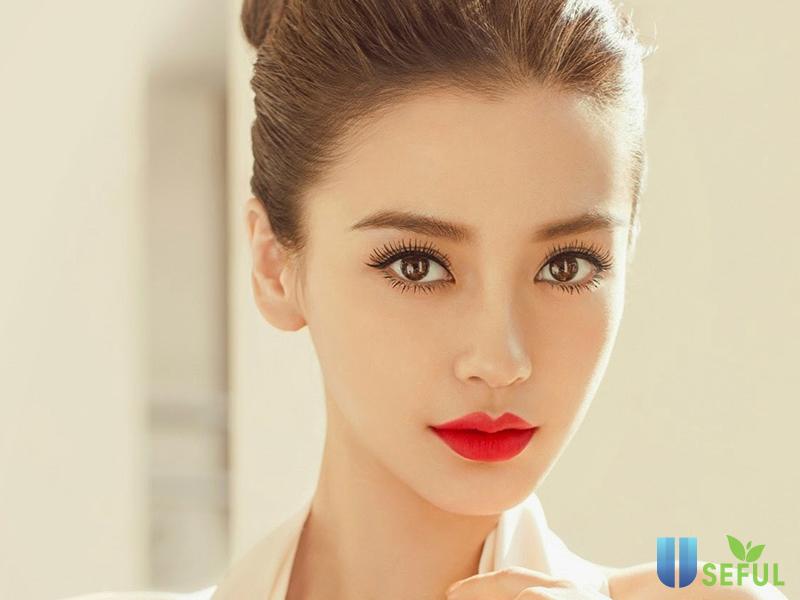 Nhấn mí là giải pháp tối ưu giúp các bạn gái có được khuôn mặt xinh xắn và thu hút