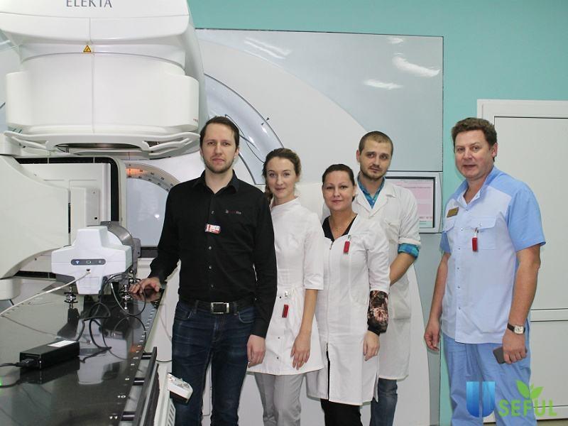 Đội ngũ y tế xạ trị luôn sẵn lòng vì các bệnh nhân (Nguồn:penzanews.ru)