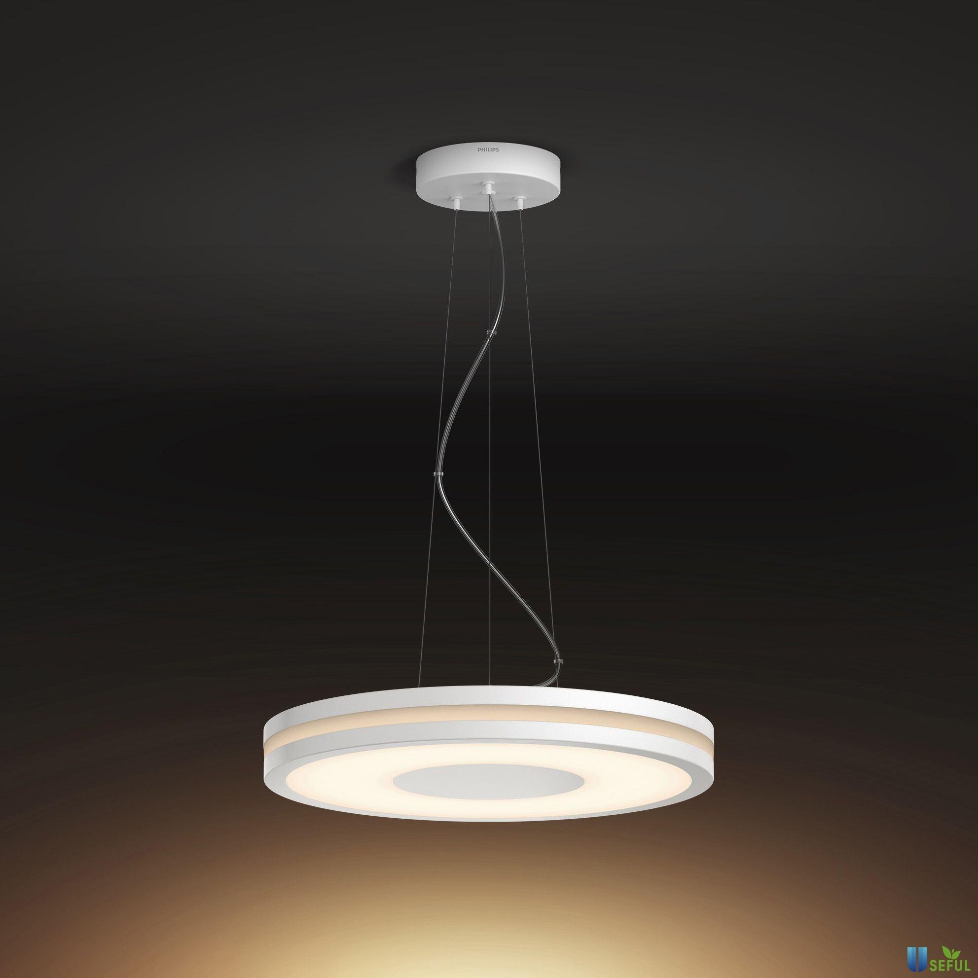 Being Pendant Light độc đáo với dây treo cứng cáp