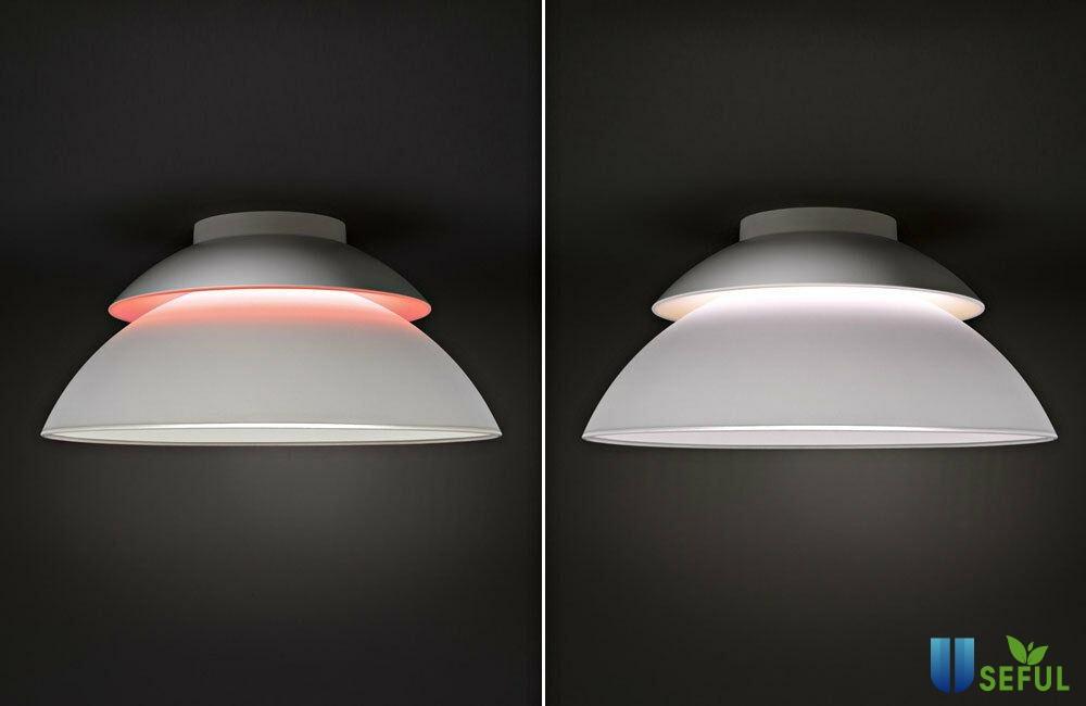 Beyond Ceiling Light sẽ tối giản hoá cho không gian nhà bạn