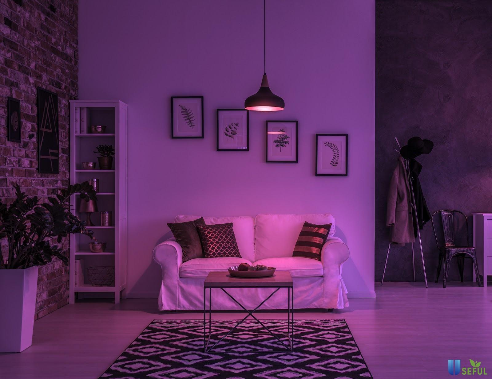 Philips Hue Single Bulb BR30 có thể thay đổi với hơn 16 triệu màu sắc
