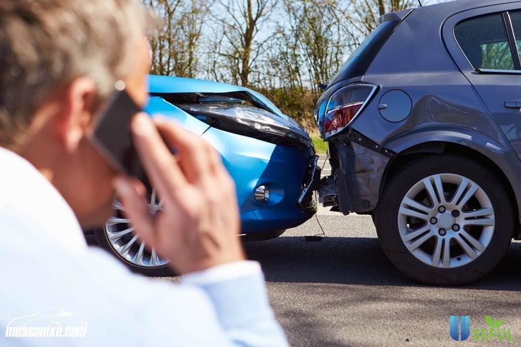 Thủ tục bồi thường cho bảo hiểm thân vỏ ô tô