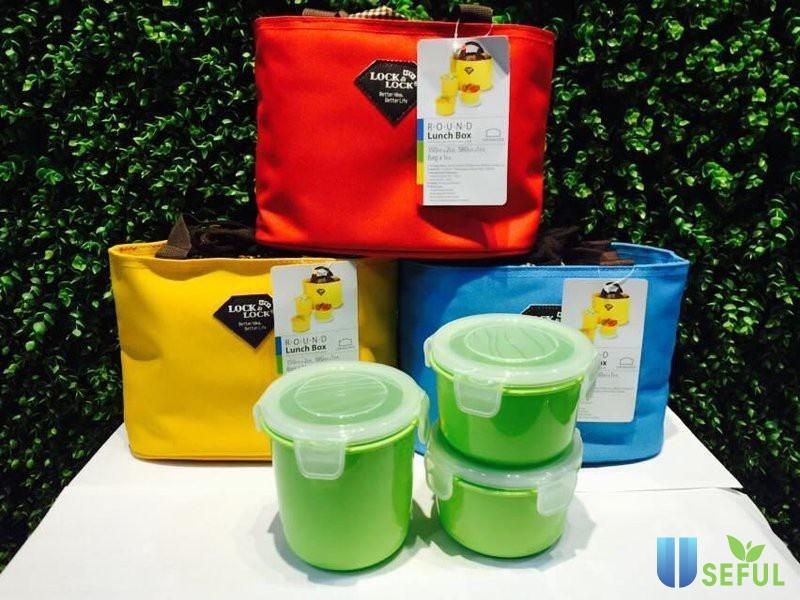 Sử dụng hộp cơm nhựa chất lượng để mang lại những bữa cơm trưa ngon vẹn hương vị