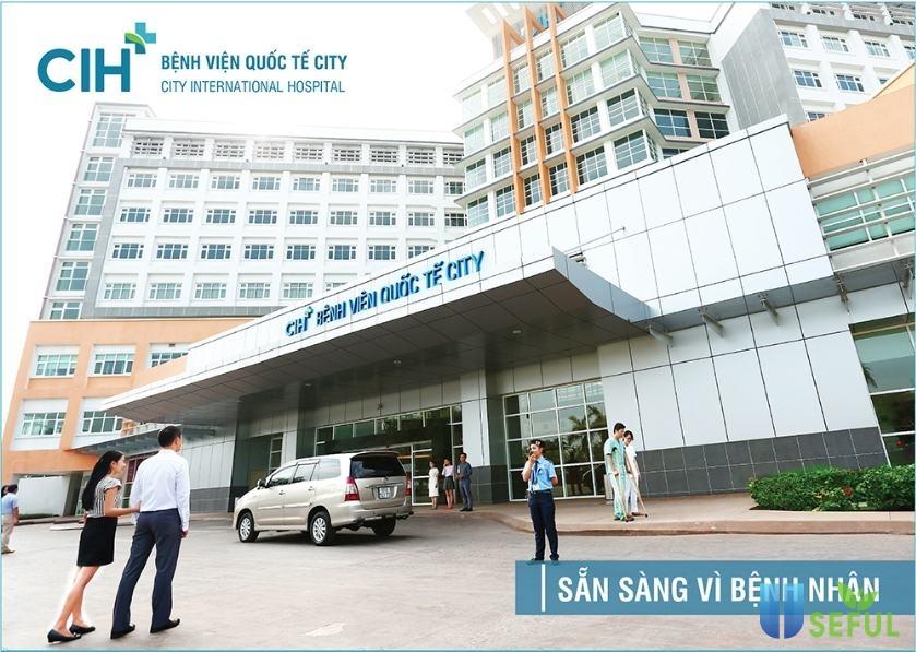 Trải nghiệm dịch vụ chất lượng cao cấp tại bệnh viện Quốc tế CITY