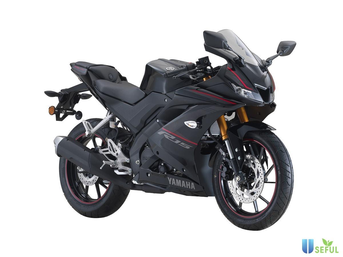Yamaha YZF-R15 vận hành mạnh mẽ cùng kiểu dáng thể thao cực chất