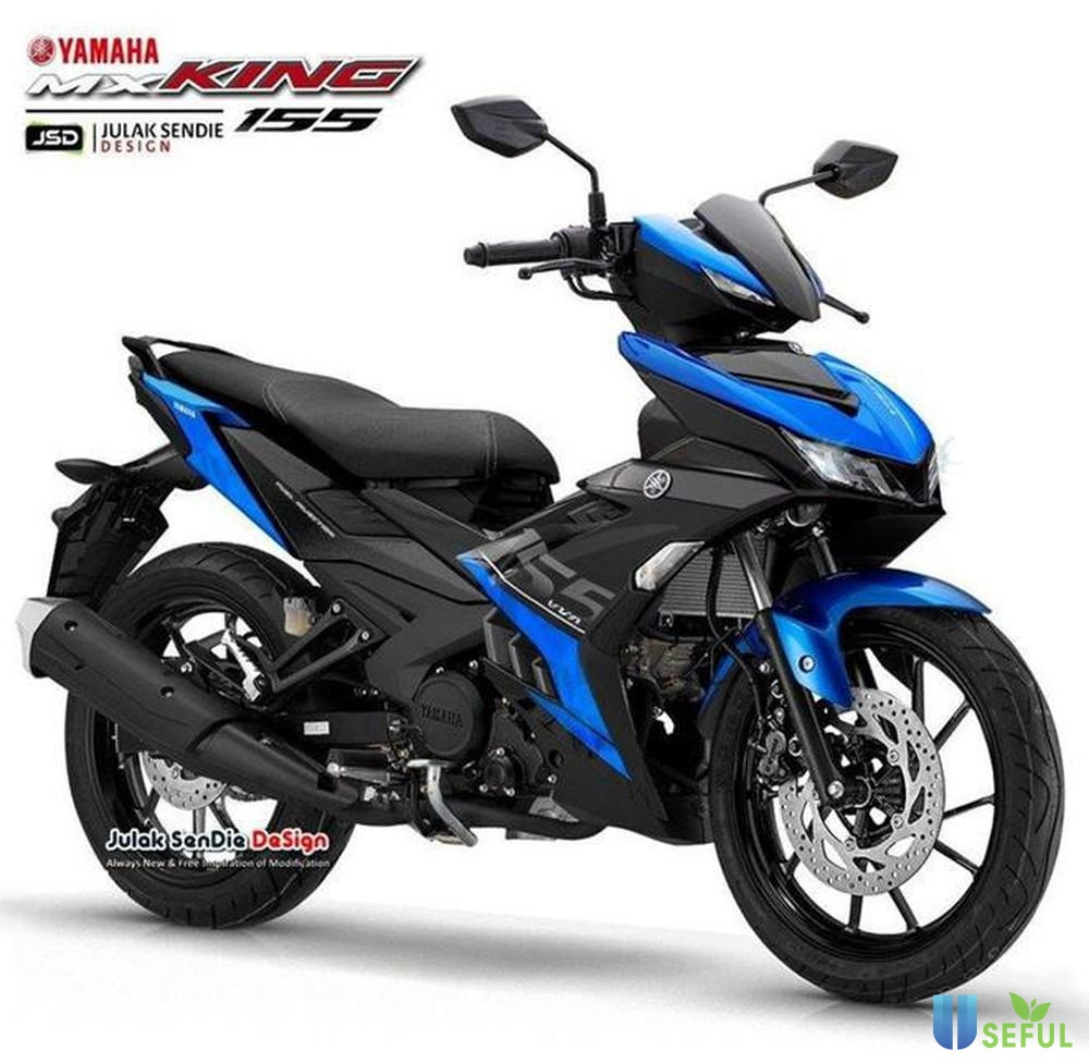 """Yamaha Exciter 2021 """"vua côn tay đường phố"""" trở lại mạnh mẽ và cá tính hơn"""