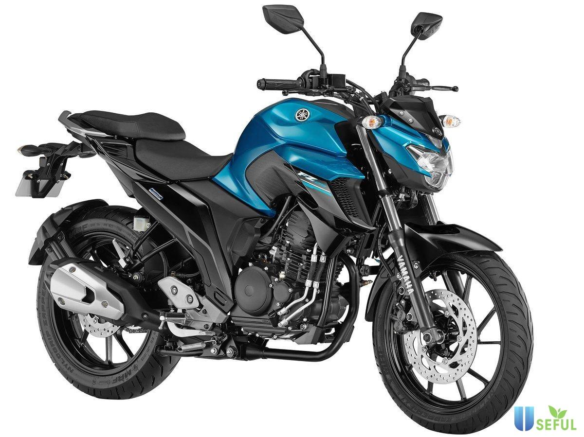 Xe côn tay Yamaha FZ25