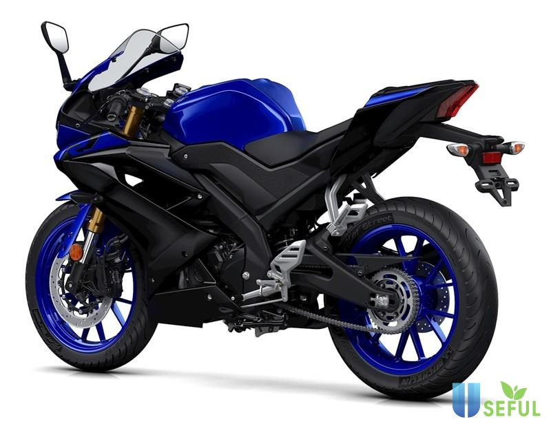 Xe côn tay Yamaha YZF-R125 người đồng hành lý tưởng của mọi tín đồ yêu mê moto