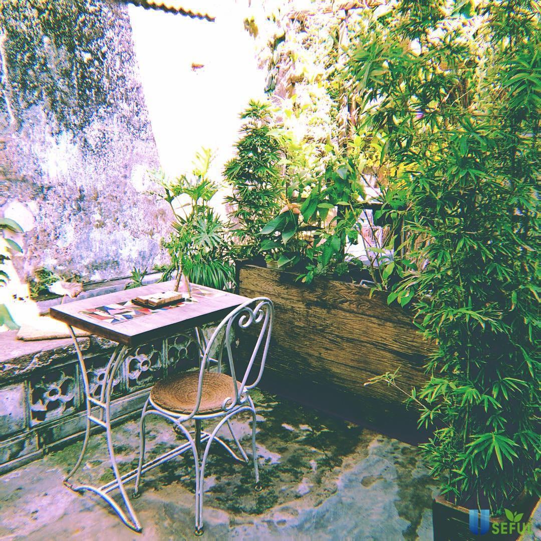 Kiến trúc của Reaching Out đậm chất thuần Việt