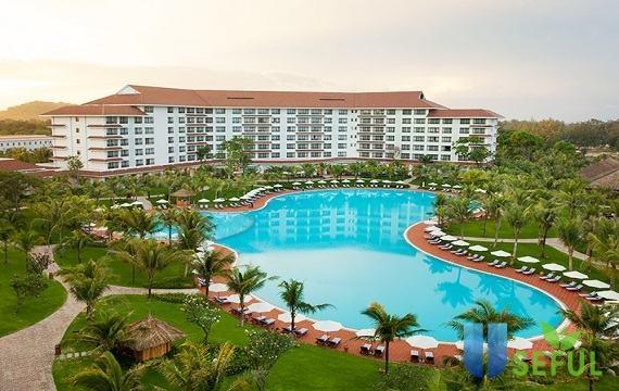 Khu resort nghỉ dưỡng chuẩn 5* Vinpearl Phú Quốc