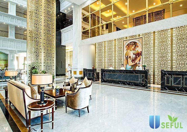 Kiến trúc thiết kế sang trọng và hiện đại của Vinpearl Phú Quốc