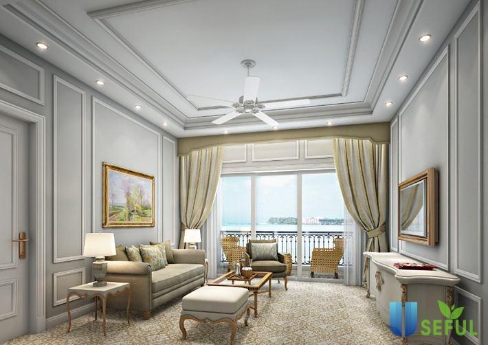 View hướng biển của Vinpearl Resort Phú Quốc