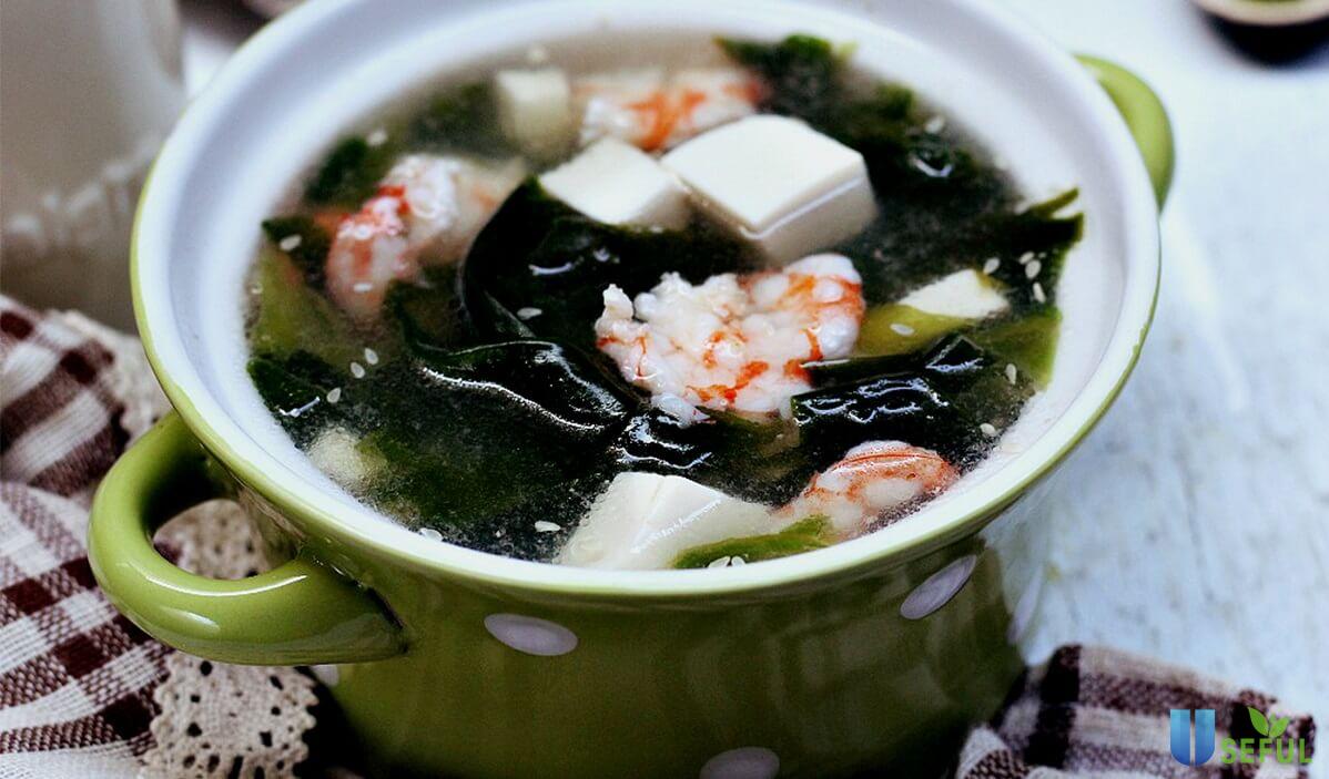 Canh rong biển vừa dễ ăn, dễ nấu lại cực bổ dưỡng
