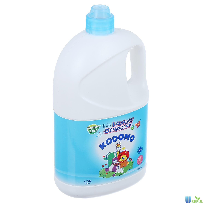 Nước giặt cho bé Kodomo
