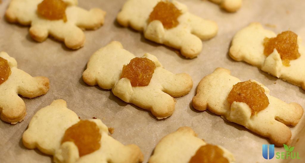 Không khó với cách làm bánh quy bằng nồi chiên không dầu