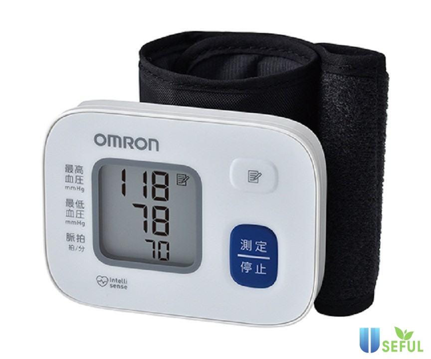 Máy đo Omron HEM-6161 cho ra kết quả chính xác