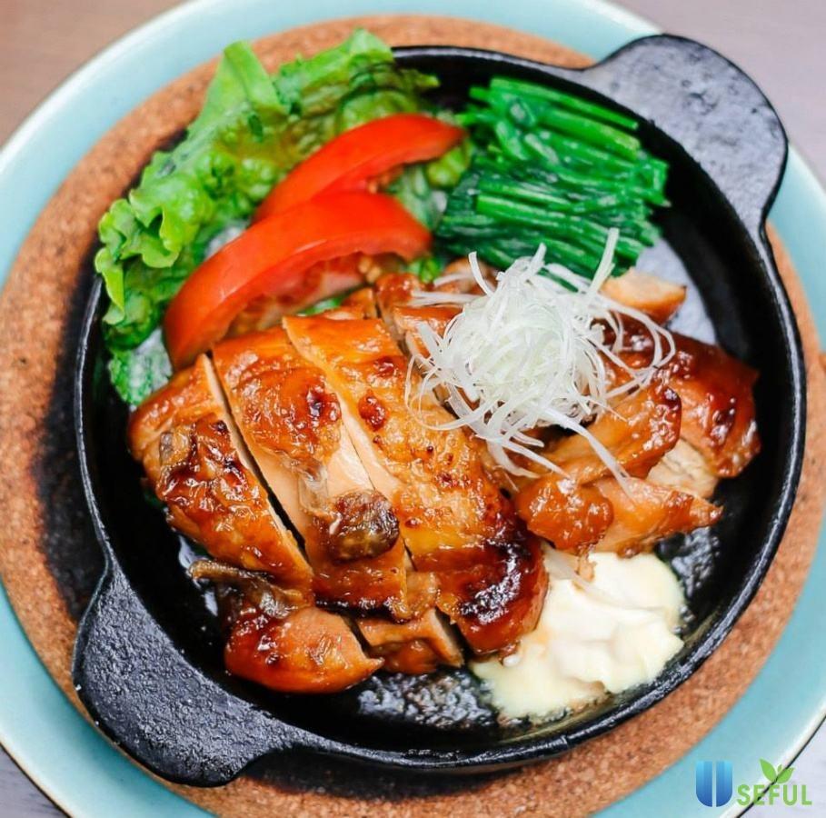 Bữa tối ăn kiêng đổi gió với món Nhật