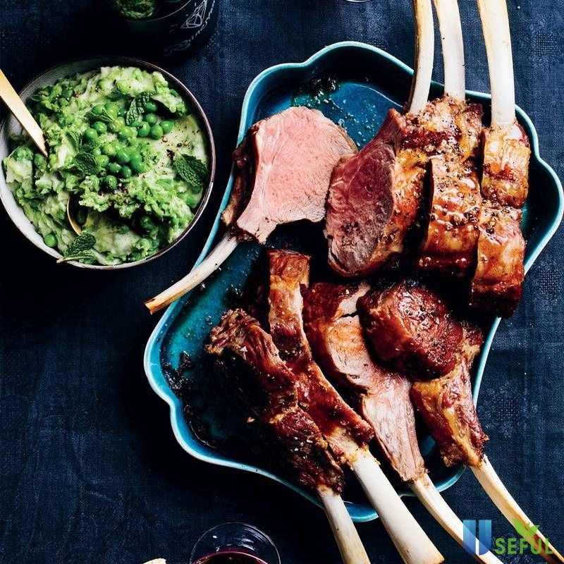 Thịt bê thui hấp gừng