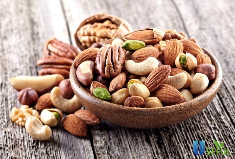 Các loại hạt giúp cân bằng lượng đường trong máu