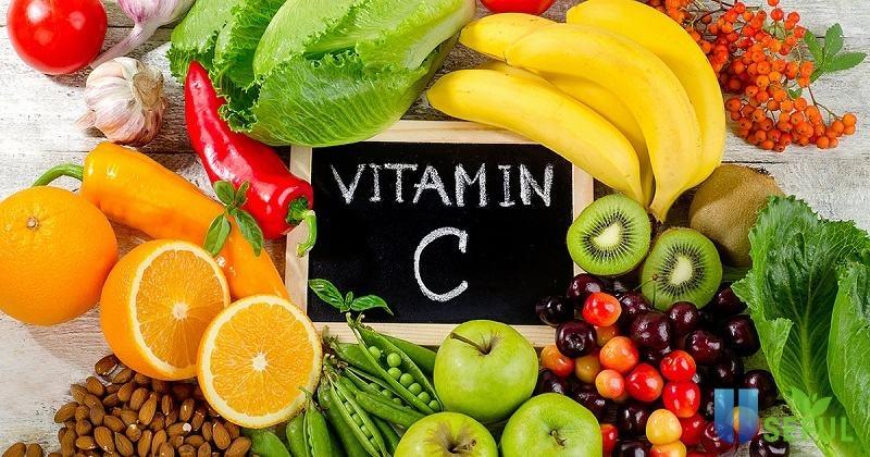 Bổ sung vitamin C và các loại thực phẩm xanh cho người mệt mỏi