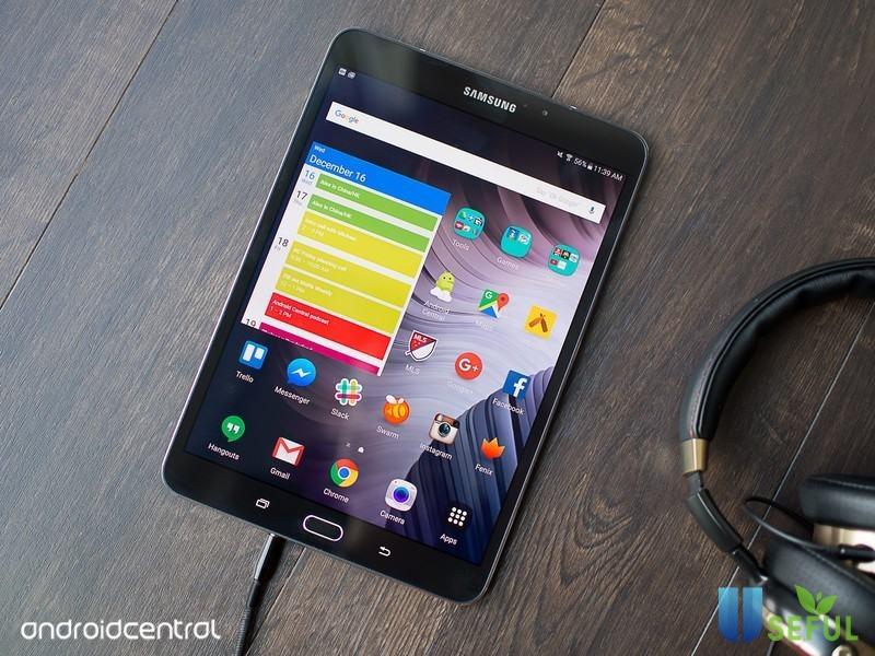Samsung Galaxy Tab S2 thiết kế đẹp mắt