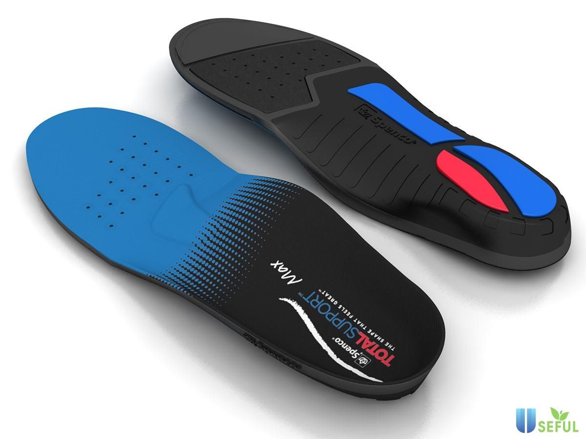 Lót giày y khoa Spenco và những lợi ích thiết thực sản phẩm mang lại