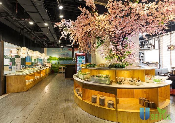 Review buffet Hồng Kông: Menu món, Bảng giá, Địa chỉ, Không gian -  Useful.vn Useful.vn