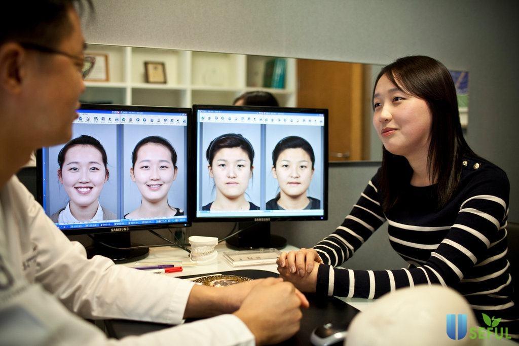 Được thực hiện tại các bệnh viện thẩm mỹ hàng đầu tại Hàn Quốc