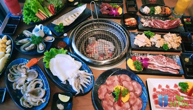 Muốn ăn đồ nướng Nhật chuẩn phải tìm tới nhà hàng gốc Nhật