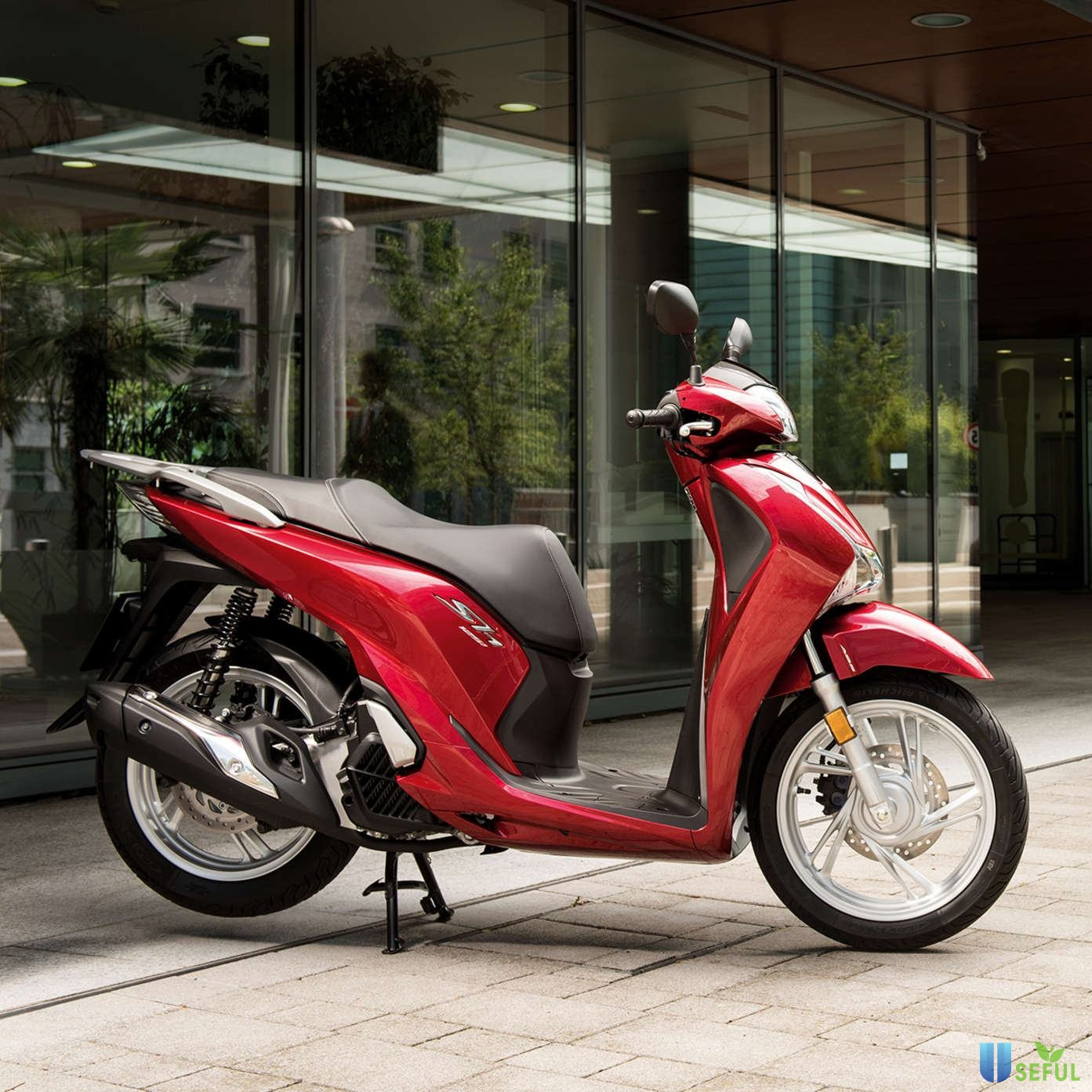 Honda SH 125/150cc 2019 sở hữu vẻ đẹp sang chảnh
